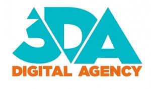 3DA Logo